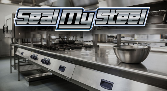 Seal My Steel Commercial